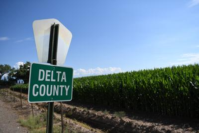 Land Use - Delta County sign
