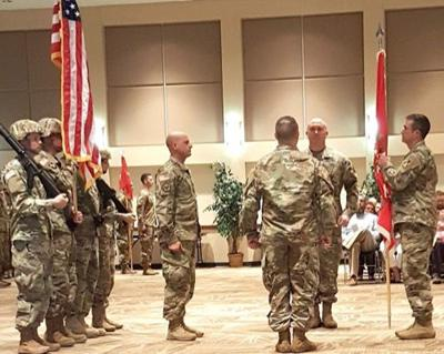 Schlappe turns over reins of 244th Engineer Battalion