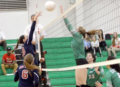 Delta gets past No. 27 and 10 in net play