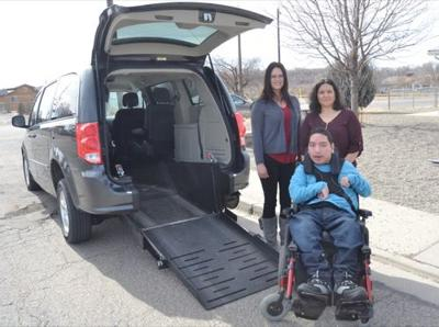 Collaboration improves mobility for 22-year-old Delta resident