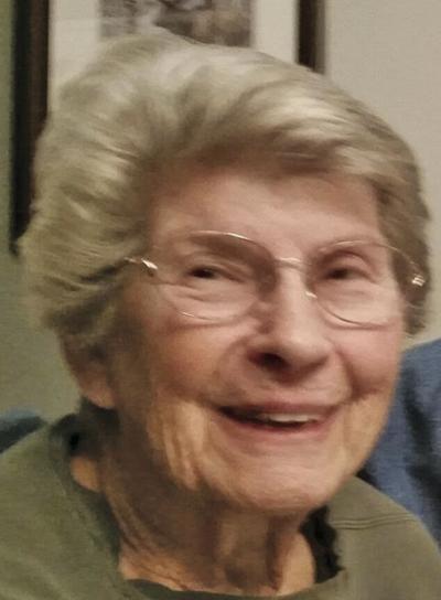 Dorothy Louise Moe