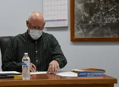 Hotchkiss Mayor Larry Wilkening