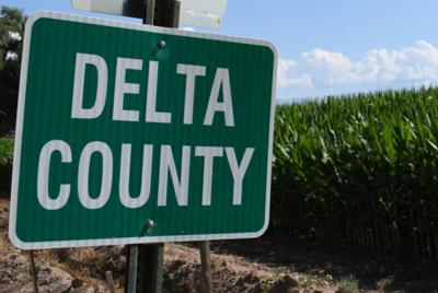 Delta County sign #2