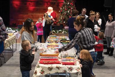 Christmas cookie walk canceled
