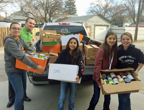A generous community supports the Delta Food Pantry