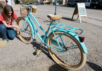 Co-op empowers others to fix their bicycles