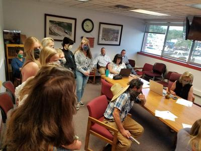 Delta BoCC meeting violation