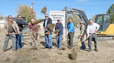 DCMH breaks ground on Hotchkiss facility