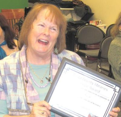 Jan Ryan retires after 18 years of library service