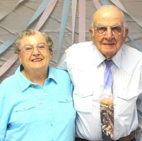 Baddings celebrate 60th anniversary