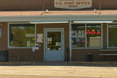 Cory Post Office