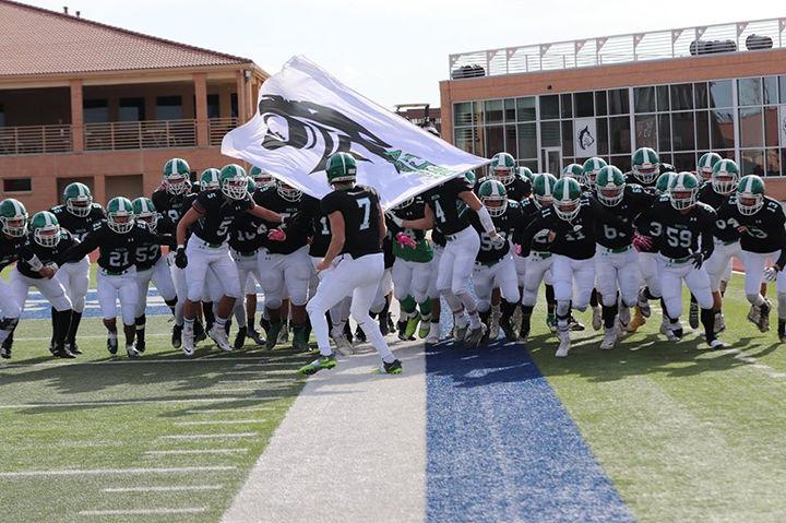 Delta High School football team