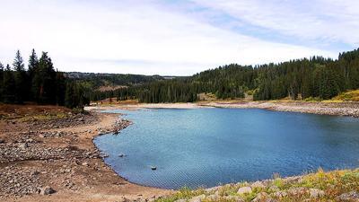 Ward Creek Reservoir