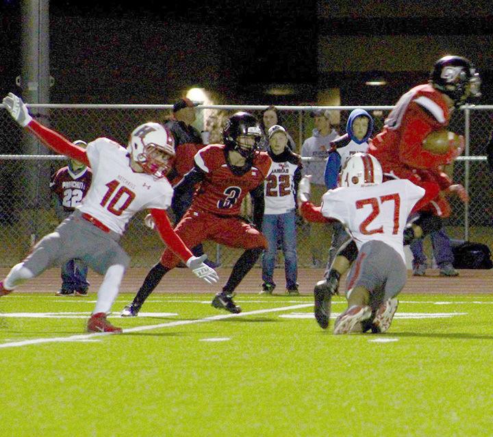 Hotchkiss High School football