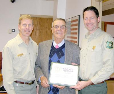 USFS to remodel current location
