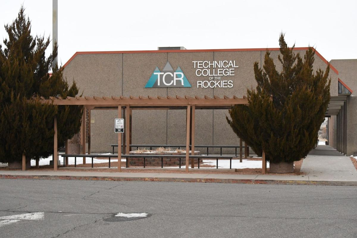 Technical College of the Rockies front