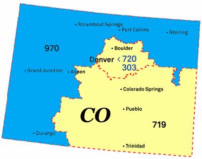 970 Area Code