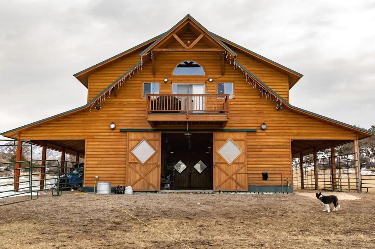 Hayloft Lodge 1