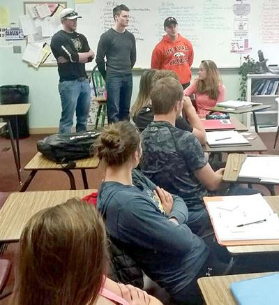 Recent PHS grads share college experiences