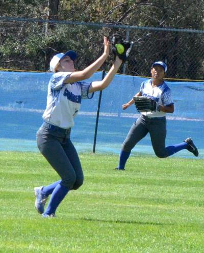 Bruins lose to Meeker, split DH with Cortez
