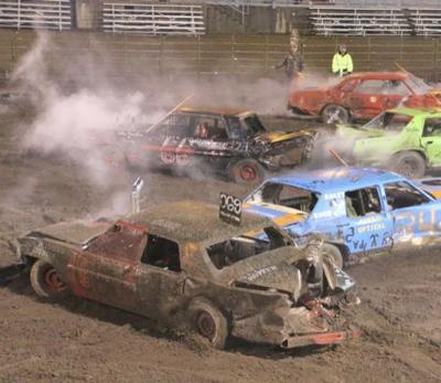 Demolition derby returns