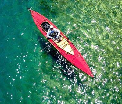 Cedaredge-built kayak tackles the great lakes of Africa