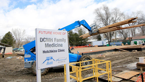 Hospital to open walk-in clinic in Paonia