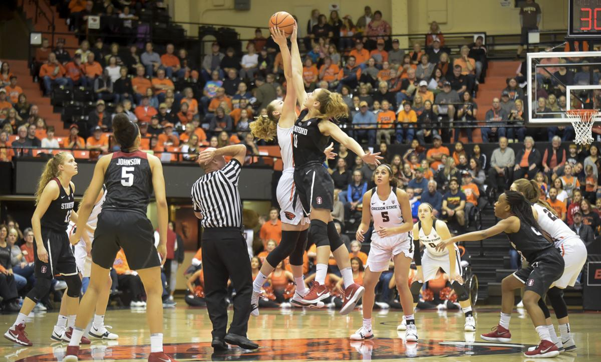 GALLERY: OSU vs Stanford Womens Basketball 01