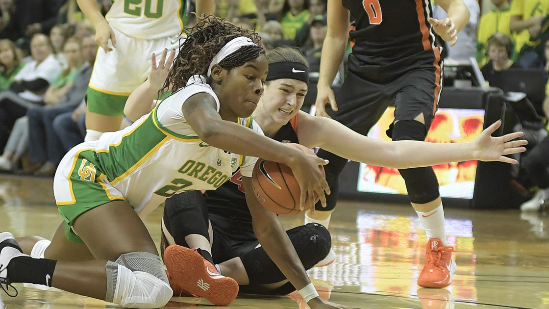 Oregon women's basketball: Ducks look to win at Gill for first time since 2010