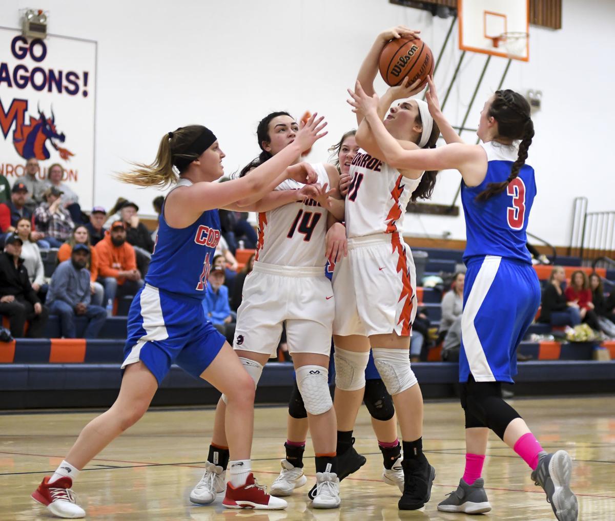 Monroe vs Central Linn basketball 02