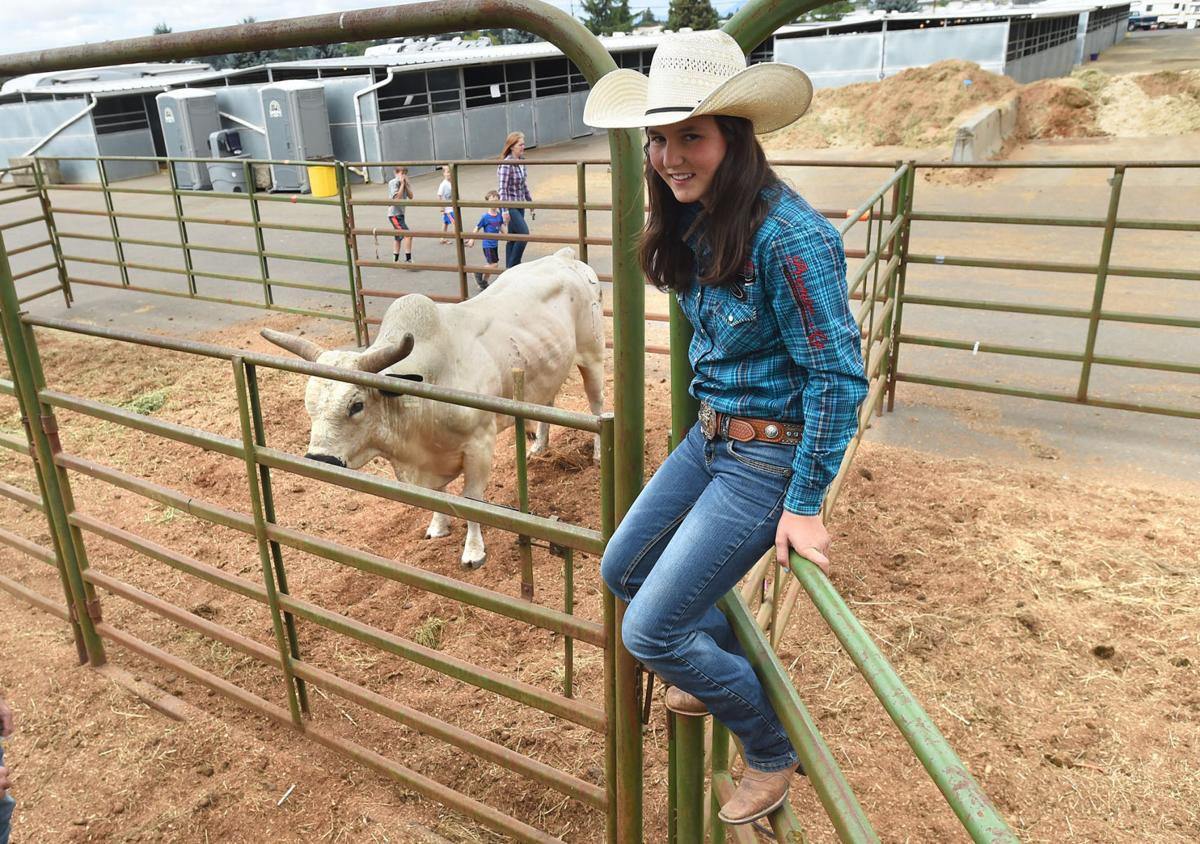 13 Year Old Bucking Bull Owner Cali Mcwilliams Excited