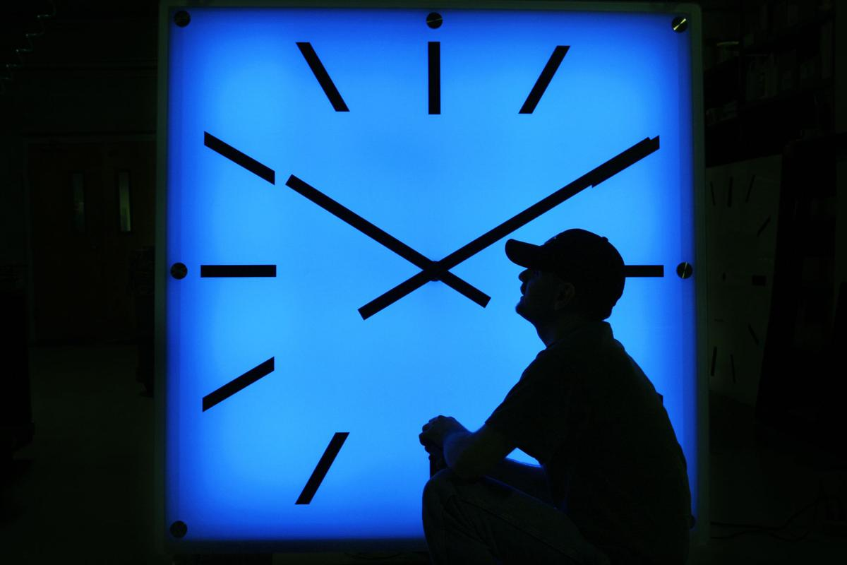 Time Zone Shift