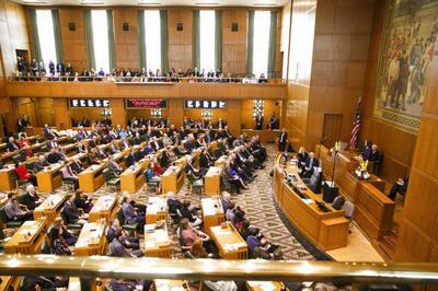 Oregon Legislature (copy) (copy)