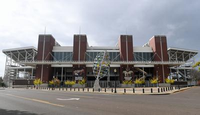 OSU Stock PIX: Reser Stadium exterior 01
