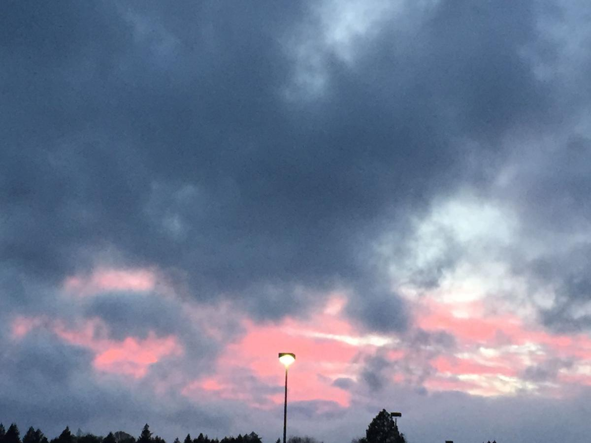 Sunset Sky 1-12-18