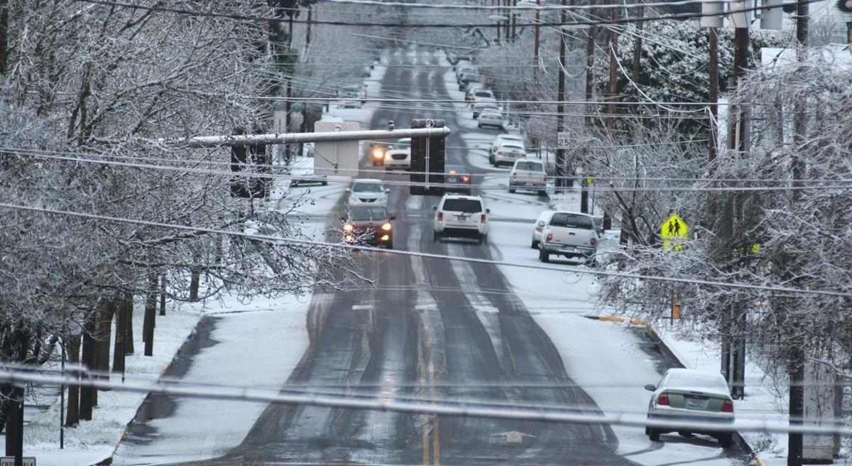 Stock Pix Albany Snow02
