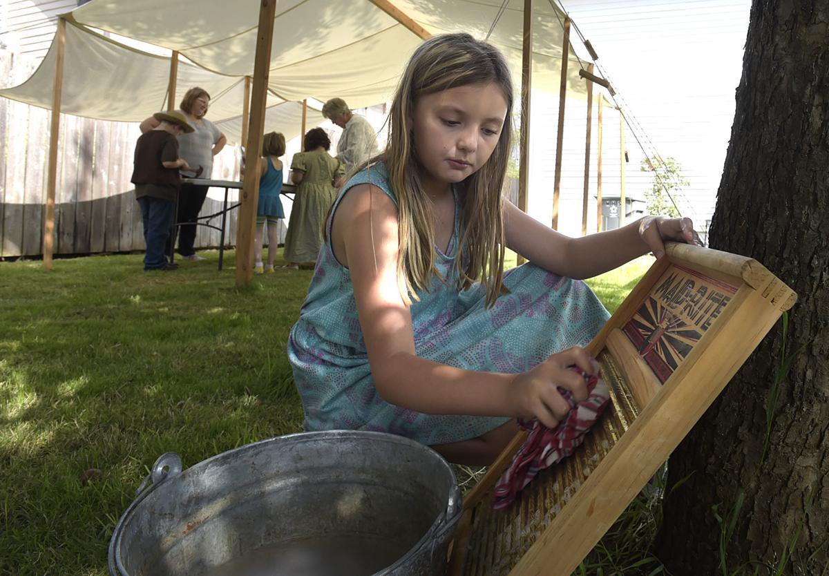 Gallery: Pioneer Day Camp at the Monteith House | Local