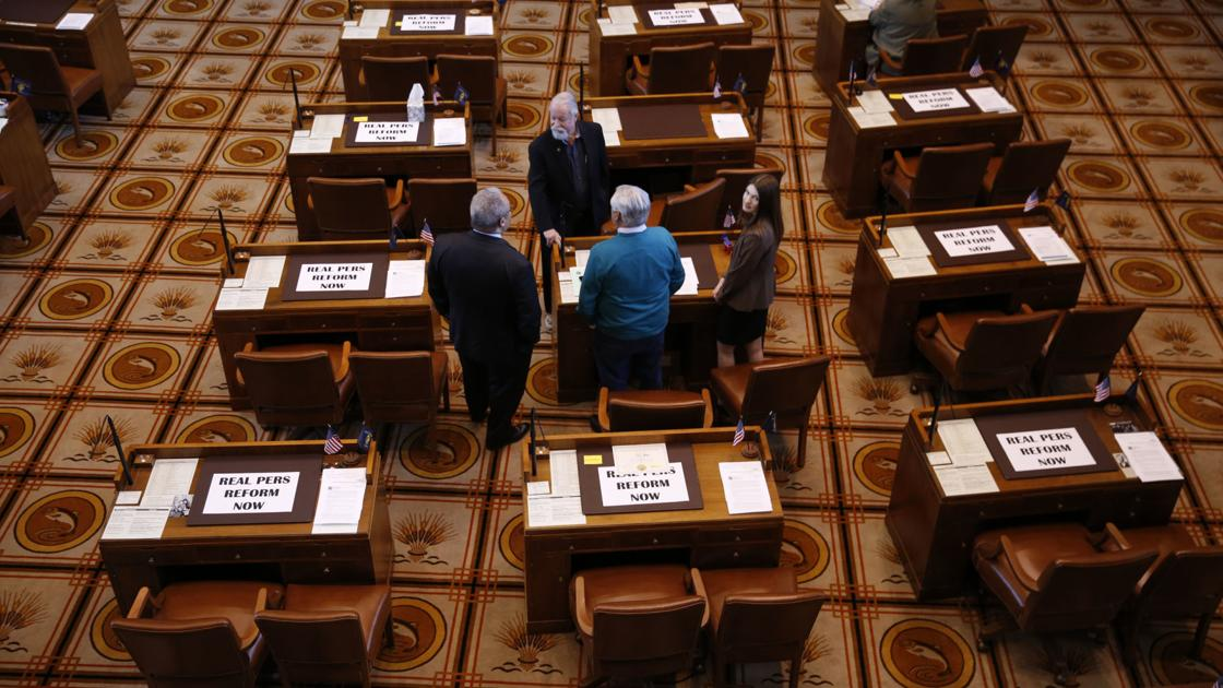 Editorial: For Want Of A Quorum, The Senate Stops