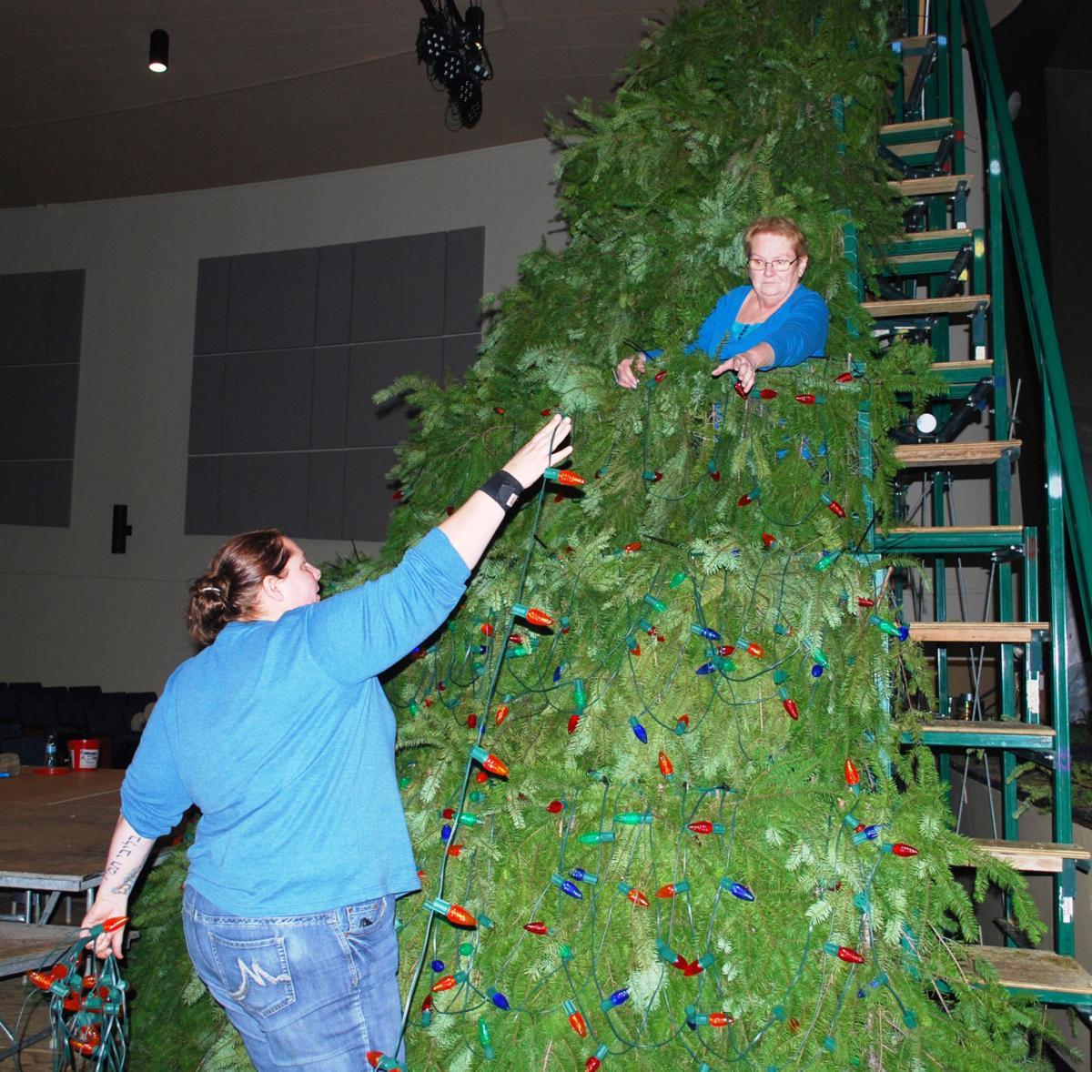 112917 adh nws singing tree 1jpg - Singing Christmas Tree Lights
