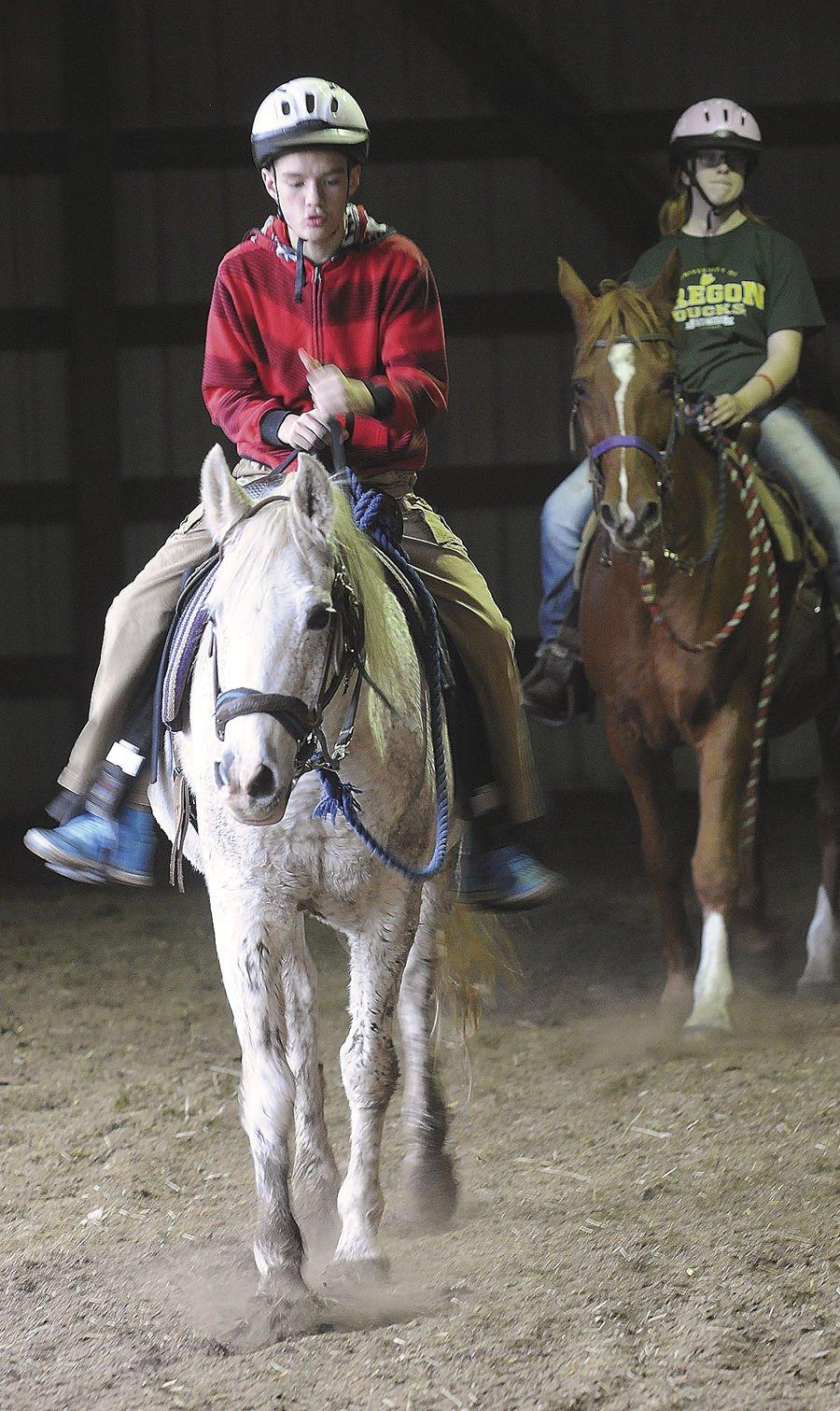 A Horse Course Scio Man Sets Sights On Equestrian School