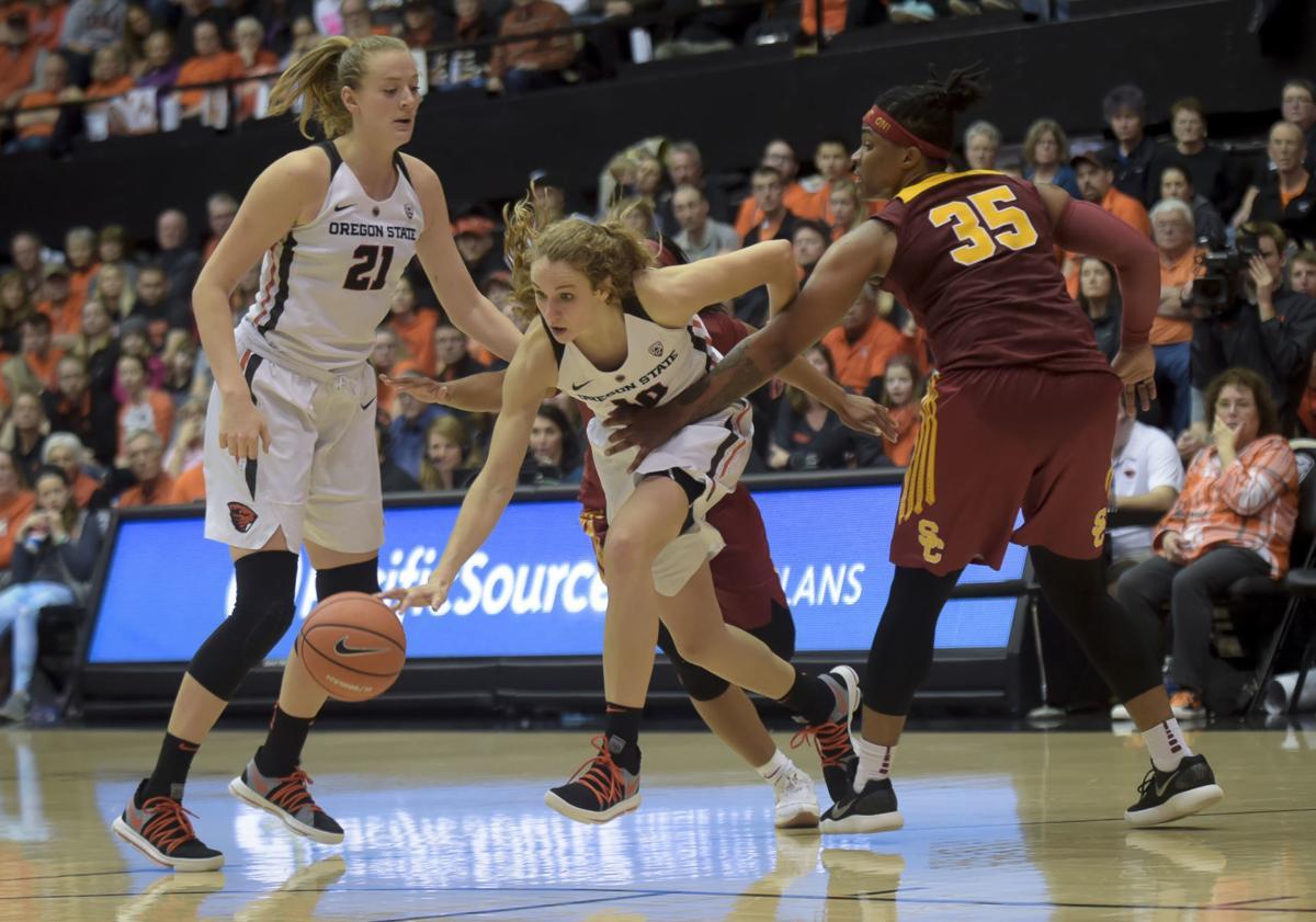 Katie McWilliams vs. USC