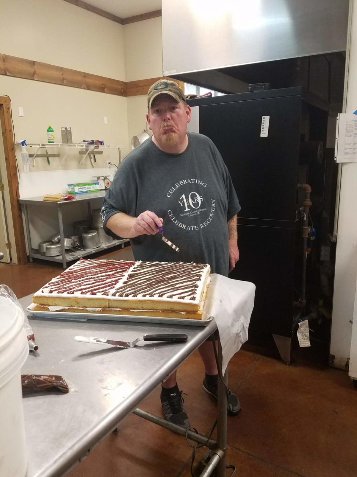 Randy Peterson cake