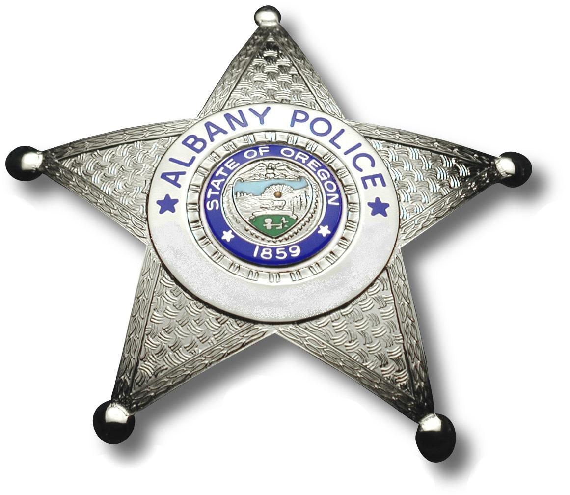 Albany Police Logo 2 stock pix