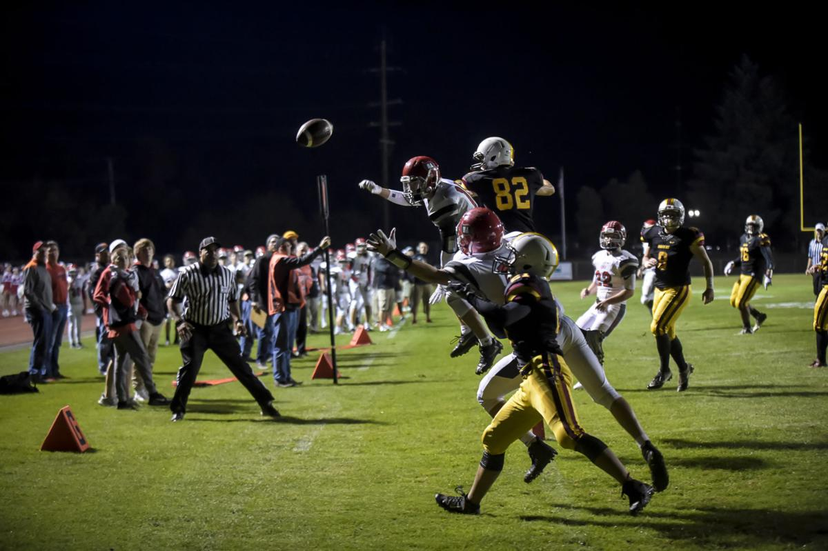 Gallery: South Albany vs Crescent Valley Football 28