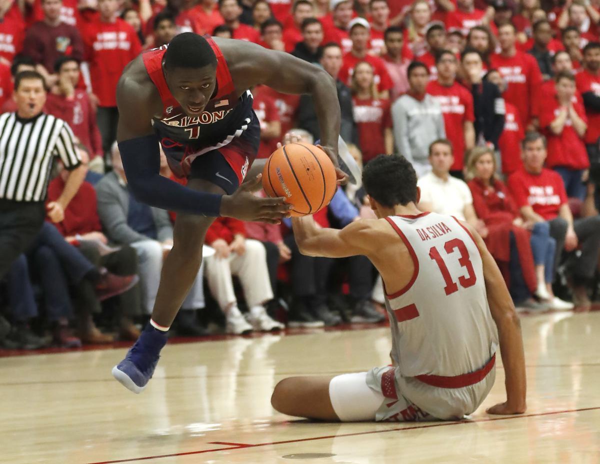 Arizona Stanford Basketball