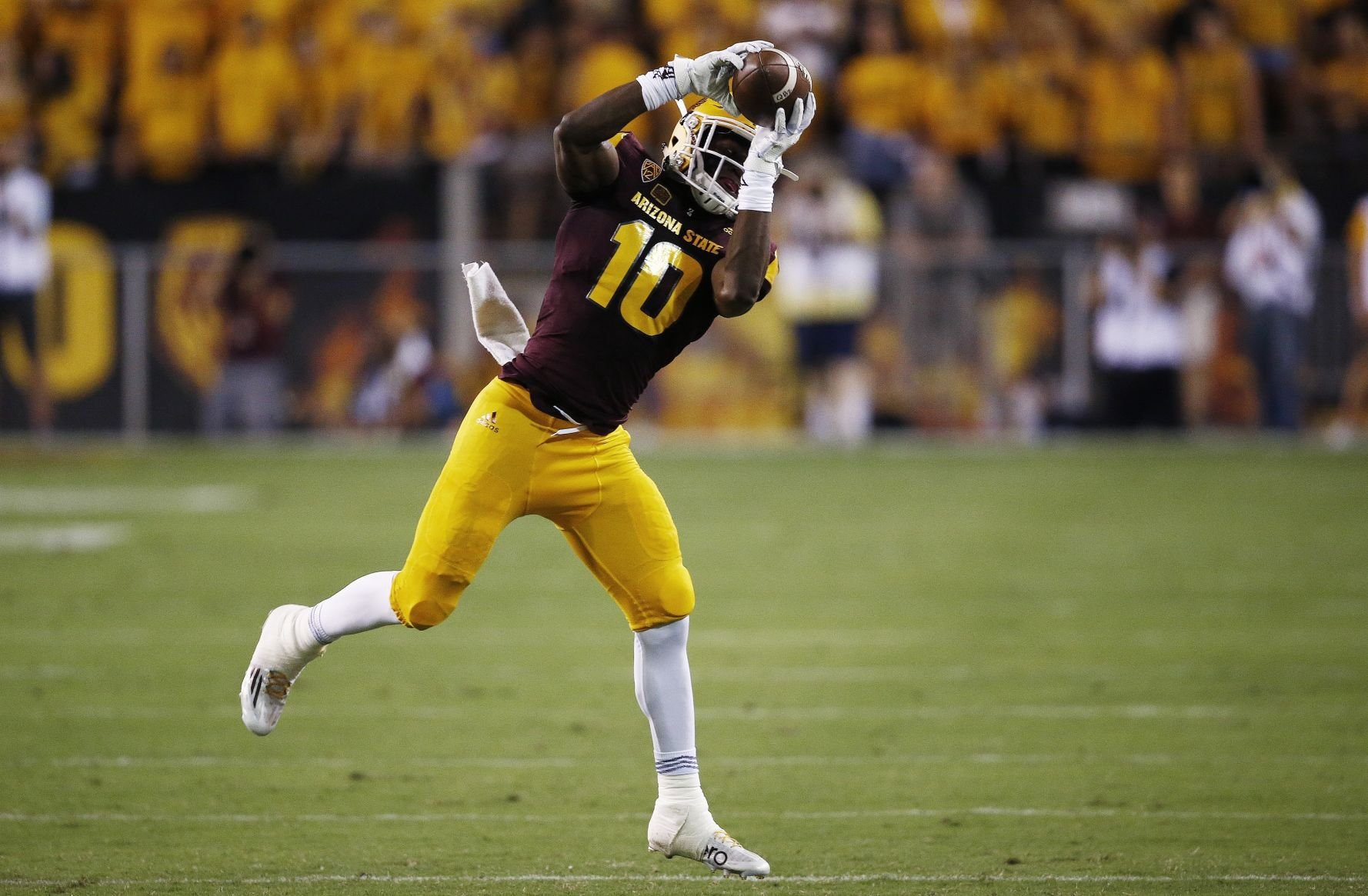 Manny Wilkins, Arizona State Hold On For Win Over Ducks