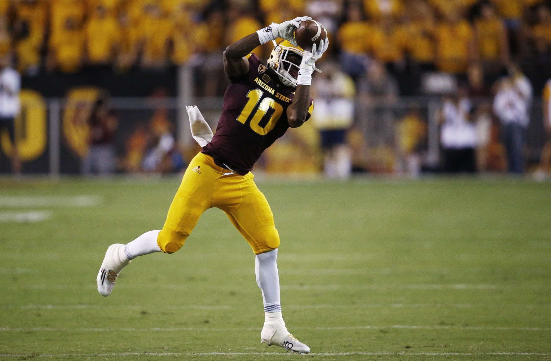 Oregon Ducks vs. Arizona State Sun Devils, game by the numbers