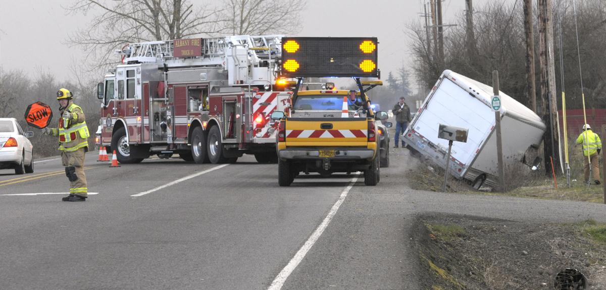 Update: Highway 20 reopens after crash | Local