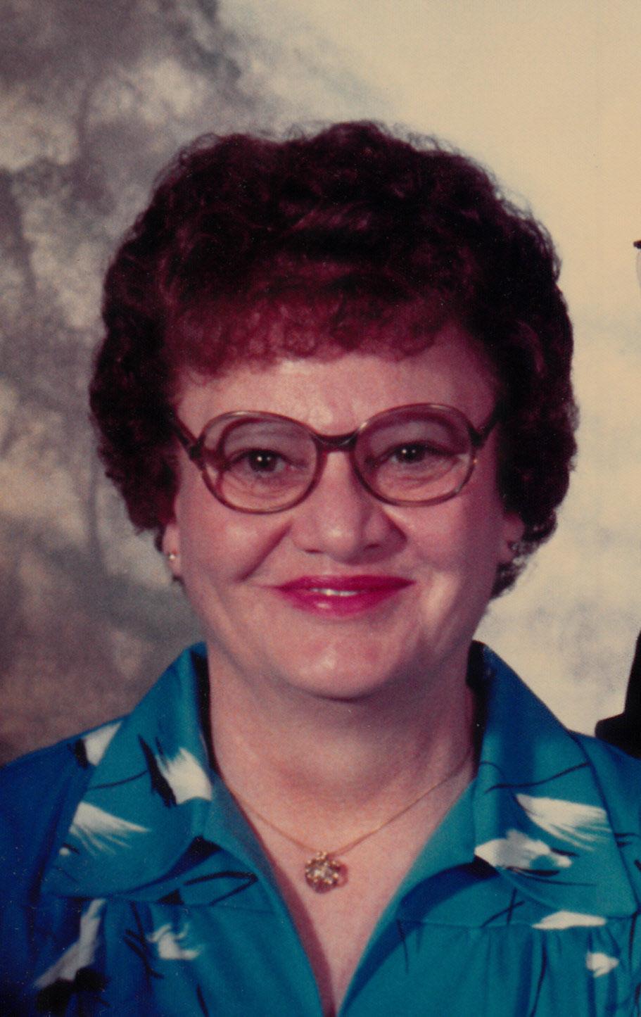 Lois Marie Flanagan