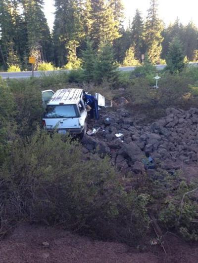 Dad, 5-year-old hurt in drunken-driving crash at Santiam Junction